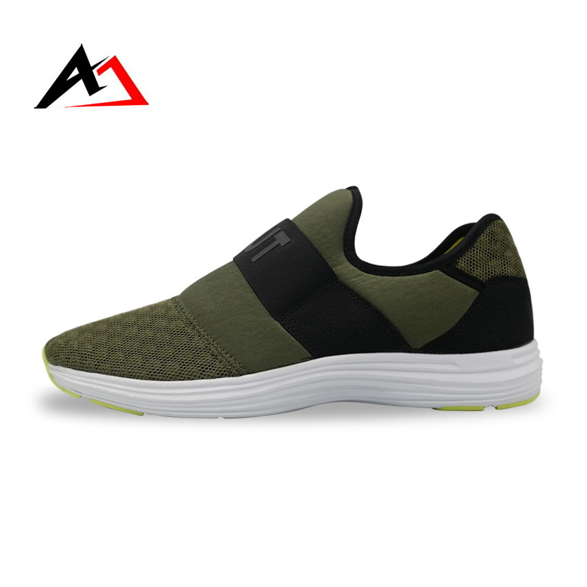 Sports Shoes Casual Comfortable Flat Loafers for Men (AK6)