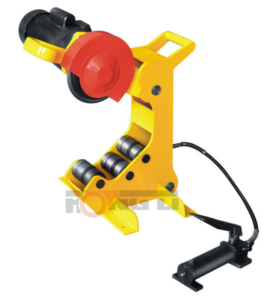 China portable steel pipe cutting machine for pipes to