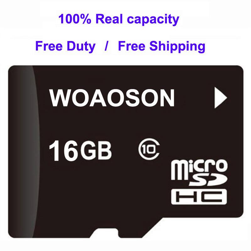 Full Capacity High Speed and High Quality 2GB 4GB 8GB 16GB 32GB 64GB Micro SD/SD Memory Card