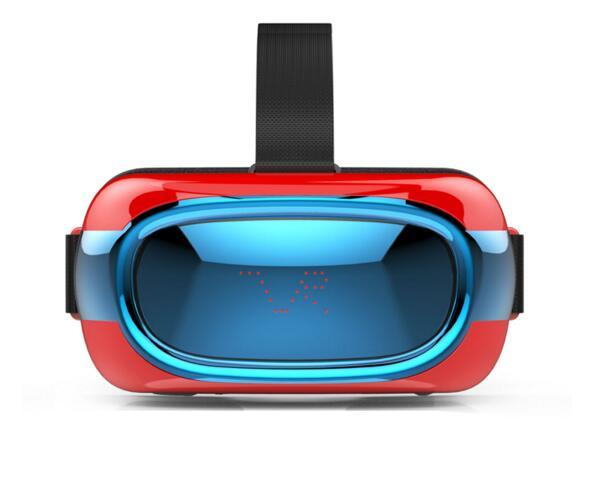 2016 High Quality All in One Vr 3D Glasses with Virtual Reality Headset