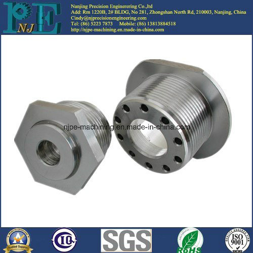 Custom CNC Machining Ball Valve Spare Parts