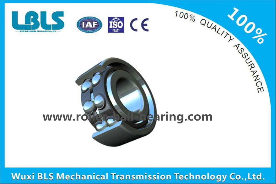 Rubber Cage Double Row Bearing Steel Auto Hub Angular Contact Bearing