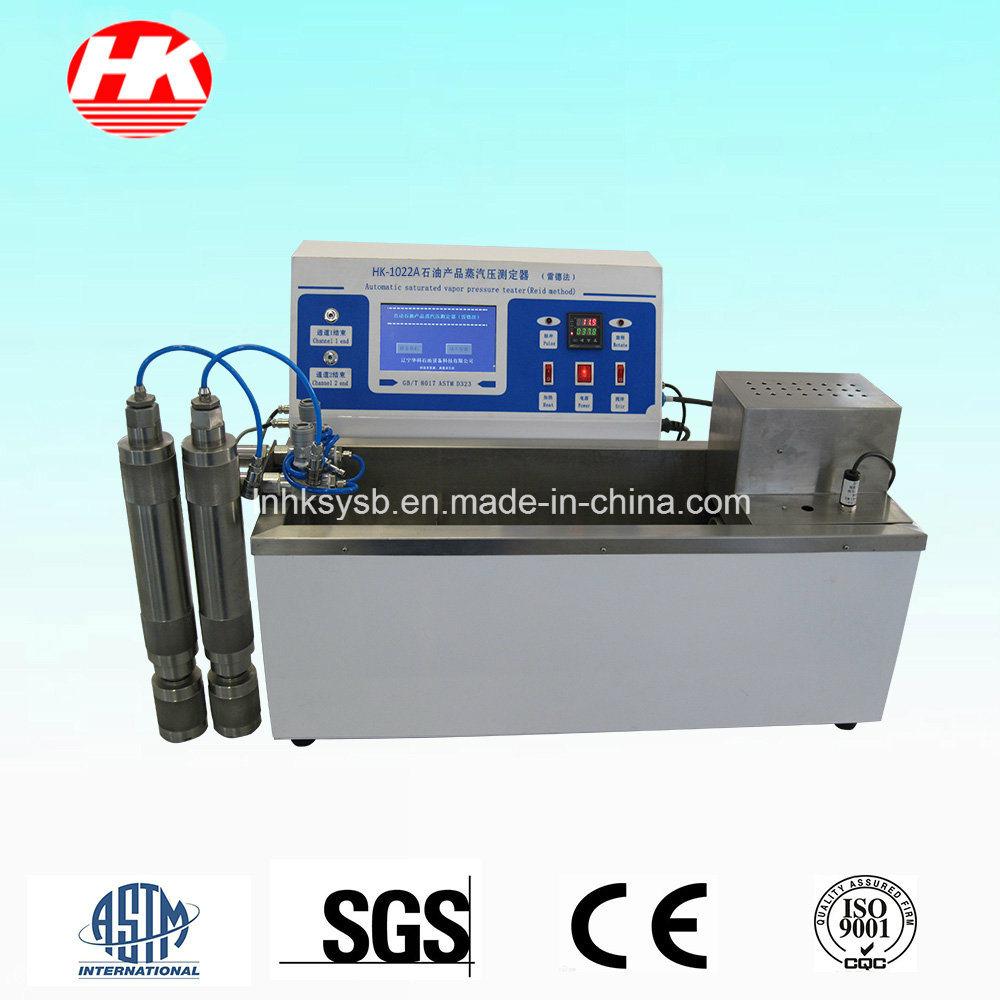 Vapor Pressure Determinater Tester for Petroleum Products (Reid method)