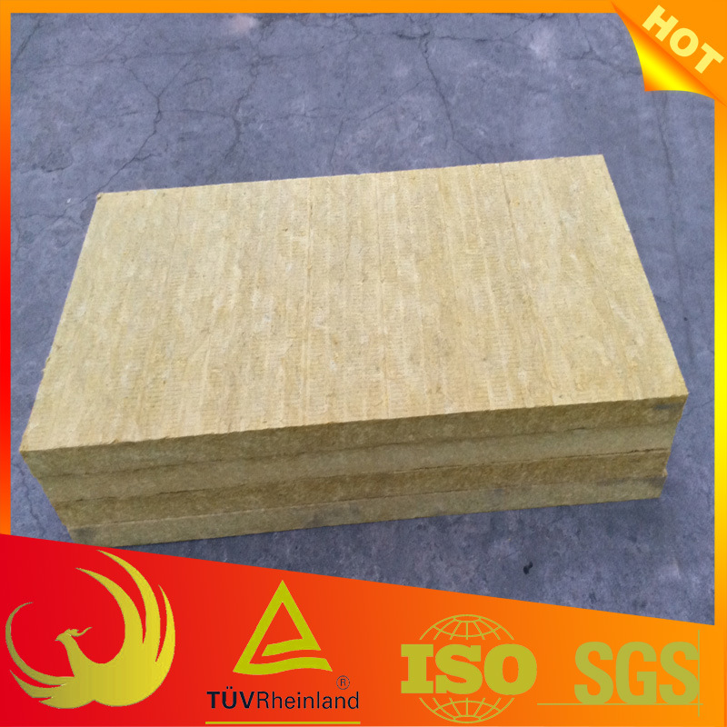 Soundproof and Waterproof Rock-Wool Acoustic Insulation