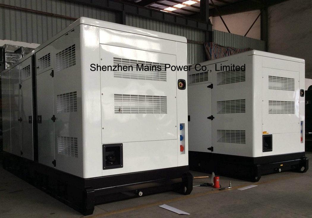 600kVA 480kw Cummins Soundproof Diesel Generator Standby 650kVA