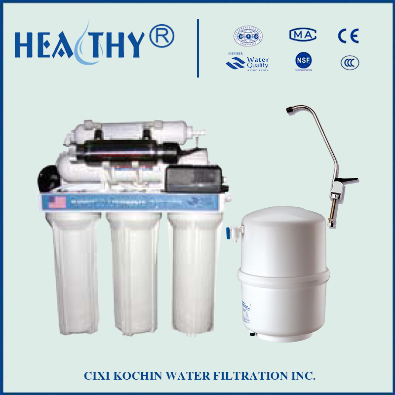 RO Filtration with UV Sets