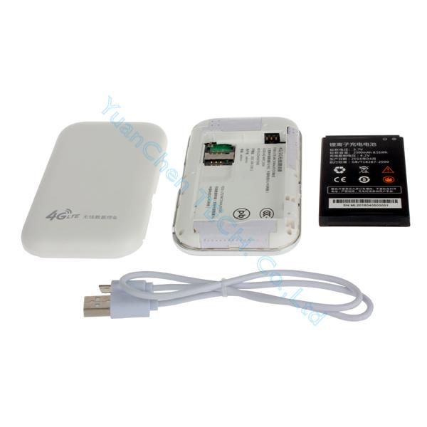 4G Lte WiFi Router Mobile Hotspot Car Mini Wi Fi Mini Wireless Pocket Wi-Fi Router with SIM Card Slot