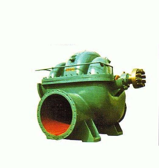 Factory Supply Double-Suction Water Pump, Solution Pump