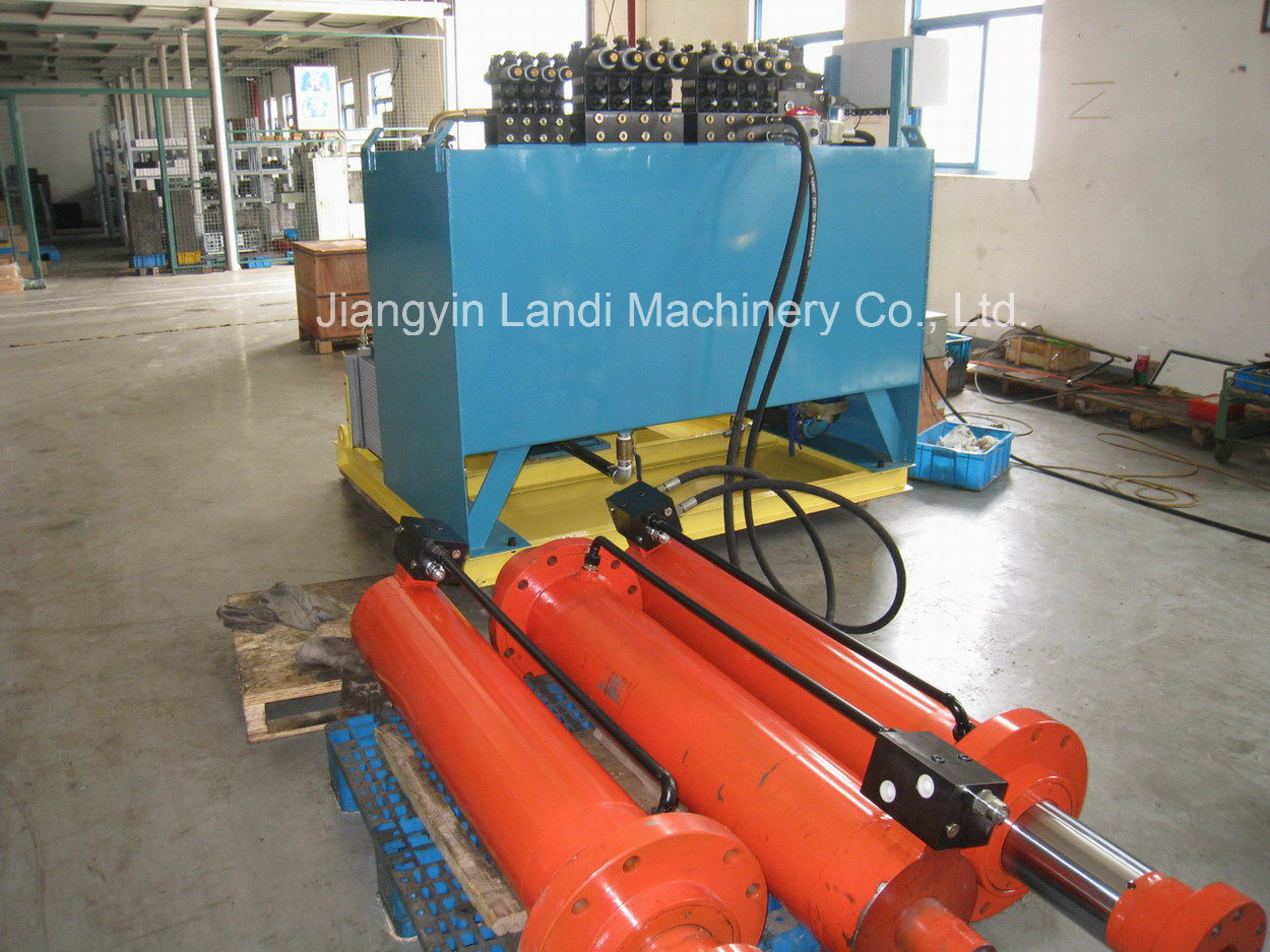 Hydraulic Power Unit (Hydraulic Power Pack) for Hydrostatic Tester