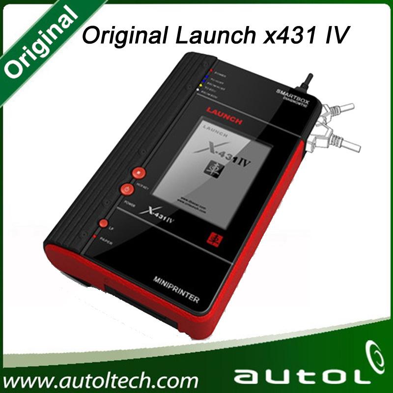 100% Original Launch X431 IV Auto Scanner X-431 Master Update Version