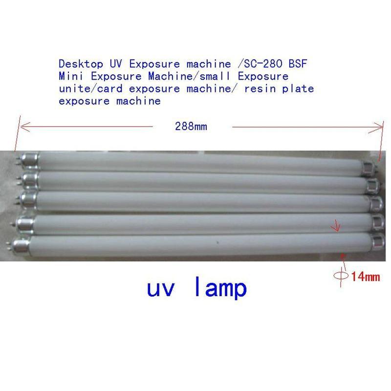 Exposure Lamp UV Lamp for UV Machine
