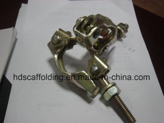Scaffolding Pressed Double/Fix Coupler