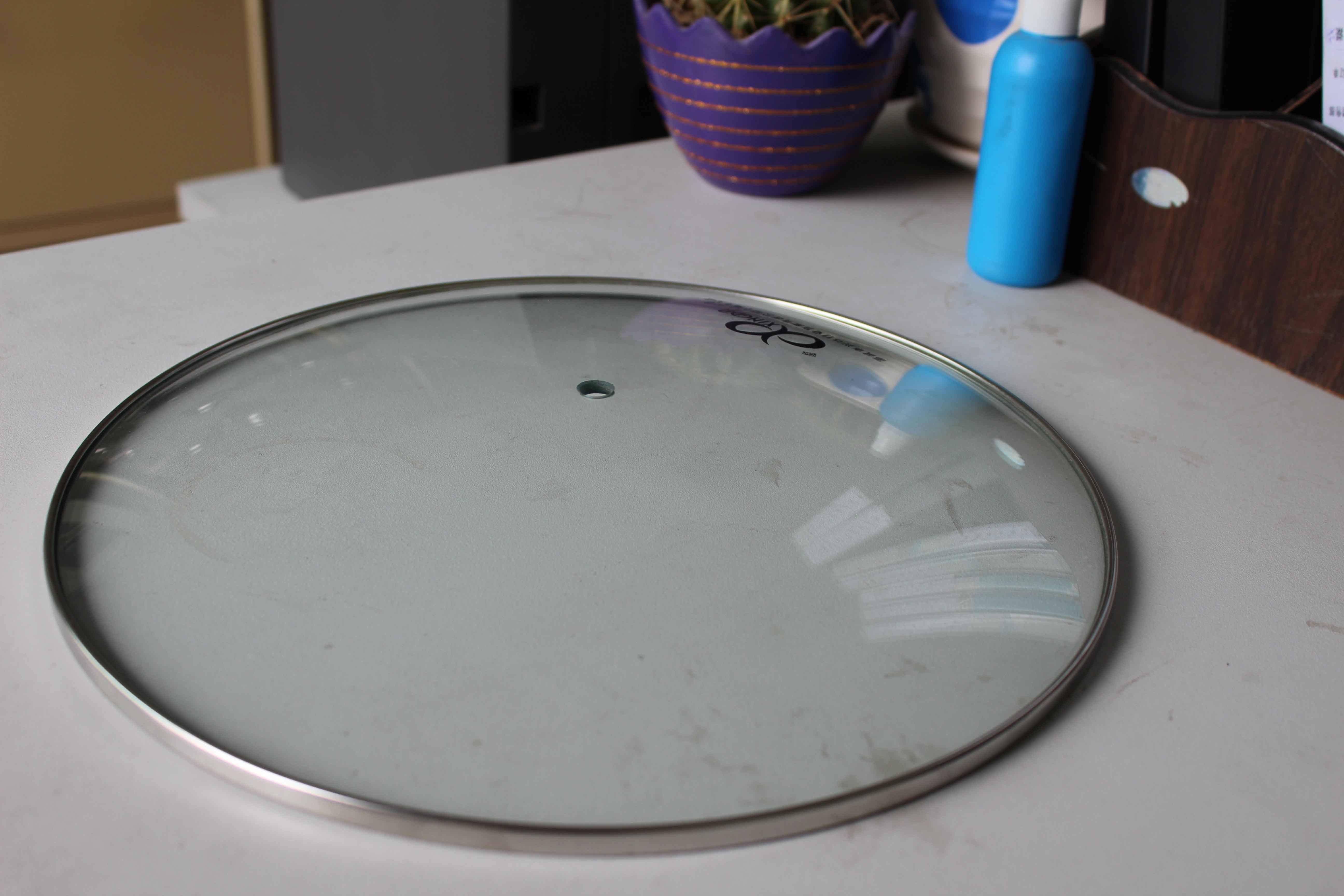 Normal C-Type Glass Lid for Cooking Pot