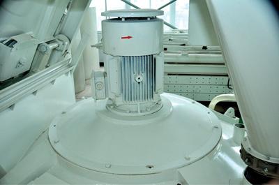 Planetary Concrete Mixer MP 1000