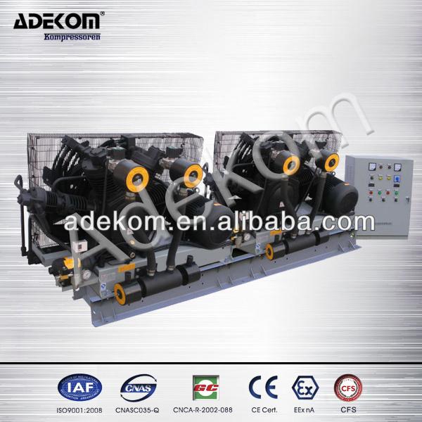 High Pressure Piston Reciprocating Air Compressor (K2-81SH-15350)
