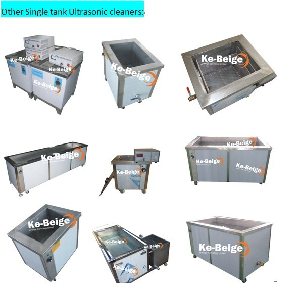 2400W Ultrasonic Cleaning Machine Ultrasonic Cleaner for Metal Parts Rust Cleaned