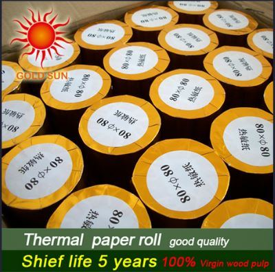 Thermal Paper Rolls for Cash Register