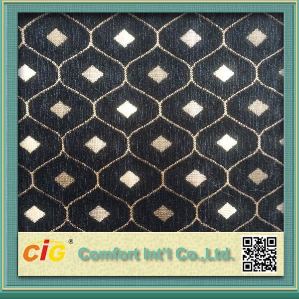Classic Chenille Sofa Fabric Cloth