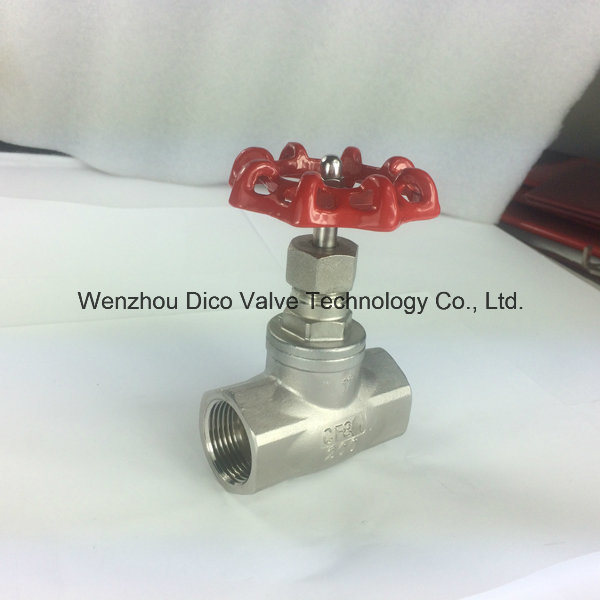 B Type Stainless Steel Globe Valve