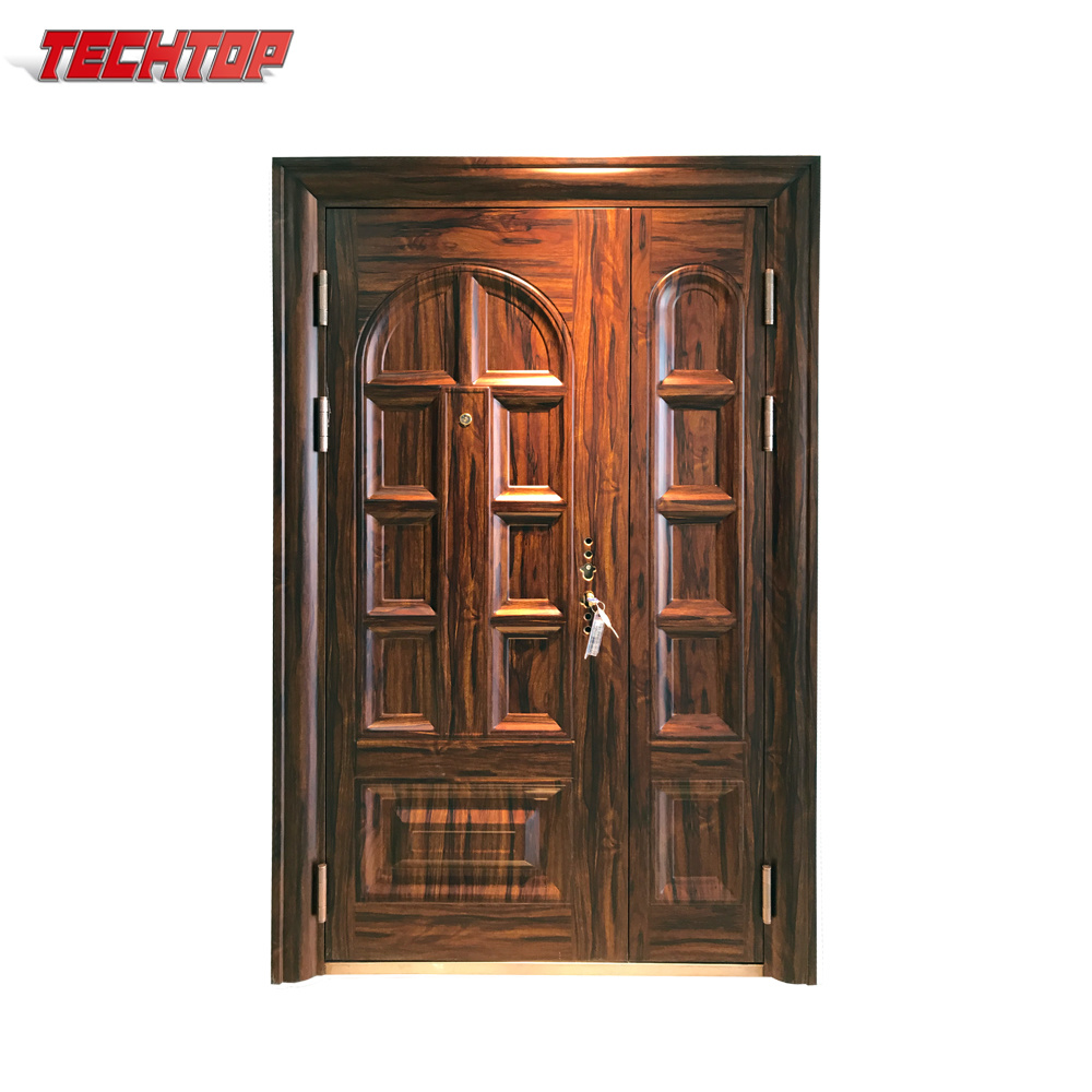 Tps 1011 China Manufacture Iron Entry Steel Door Price India China