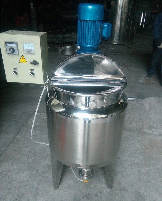 Reactor Mixing Tank Electric Heating Tank for Food Industry