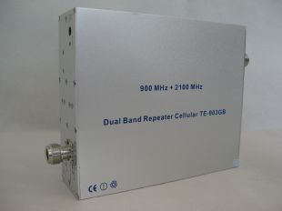 Dualband Signal Amplifier GSM850&3G (UMTS) 2100