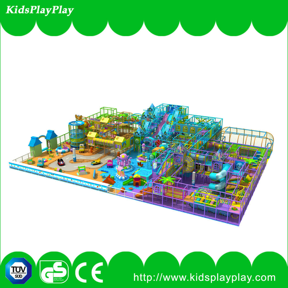 Large Children Indoor Playground for Amusement Park