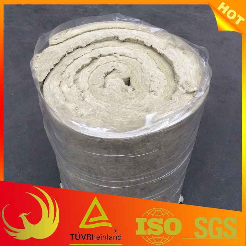 Wool Rock Insulation Material Fireproof Blanket
