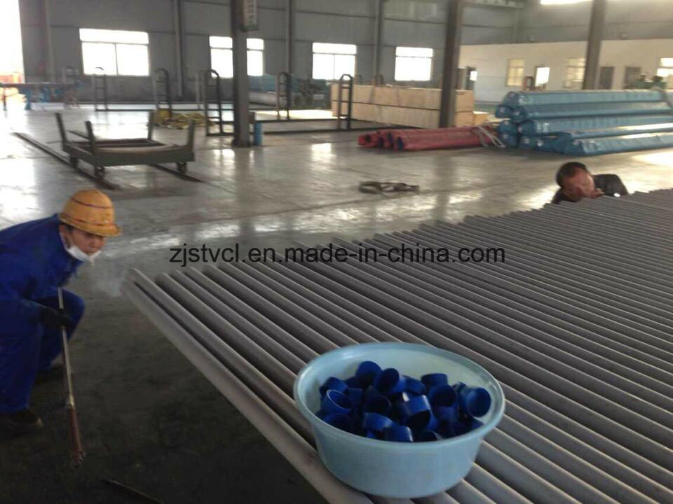 A213 Seamless Bolier Tube of Tp316L 321 347H 304L