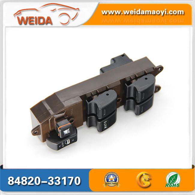 Power Window Master Switch for Toyota 02-05 Camry Scion Xa Xb