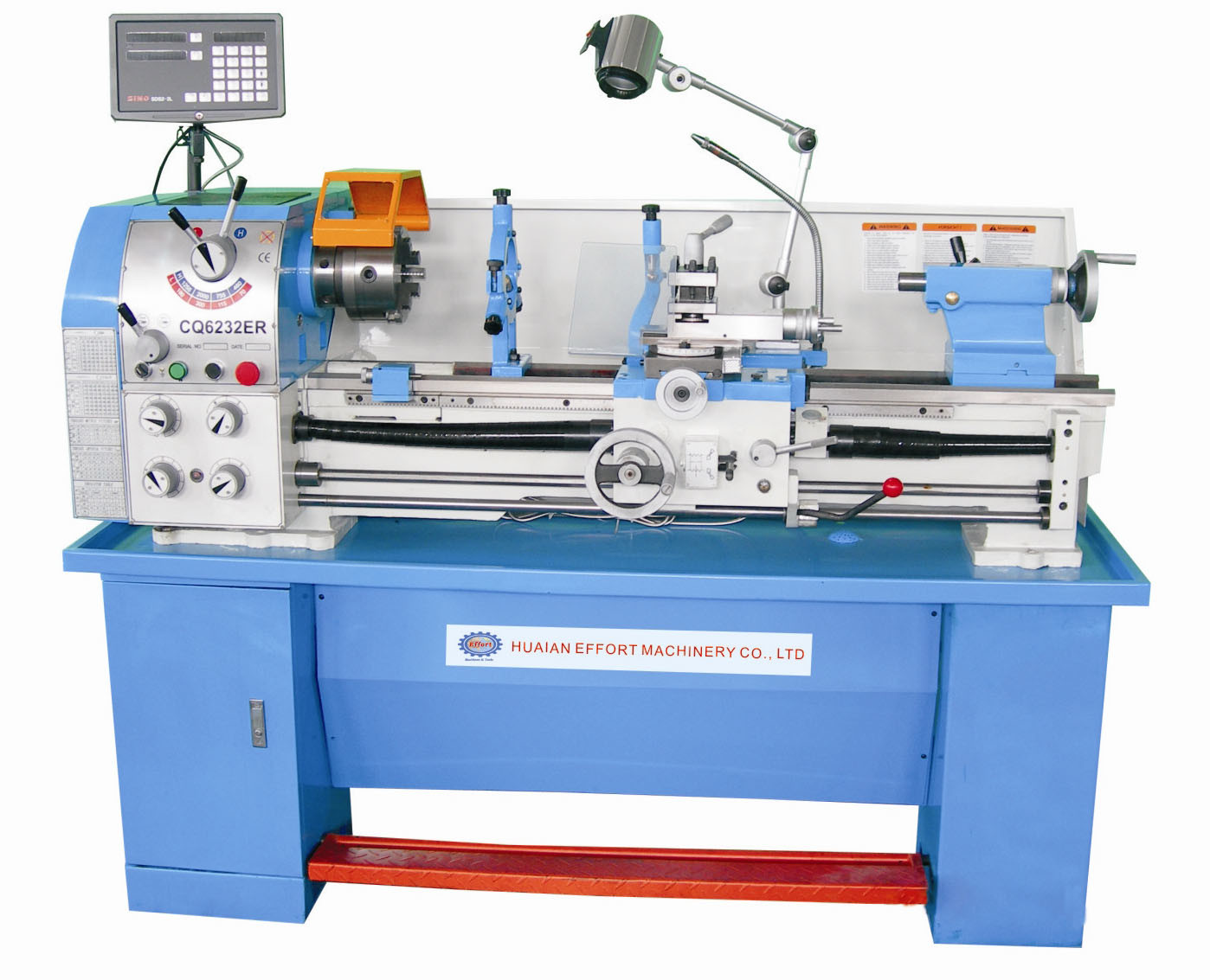 Precision Light Duty Lathe Machine (EQ6236E)