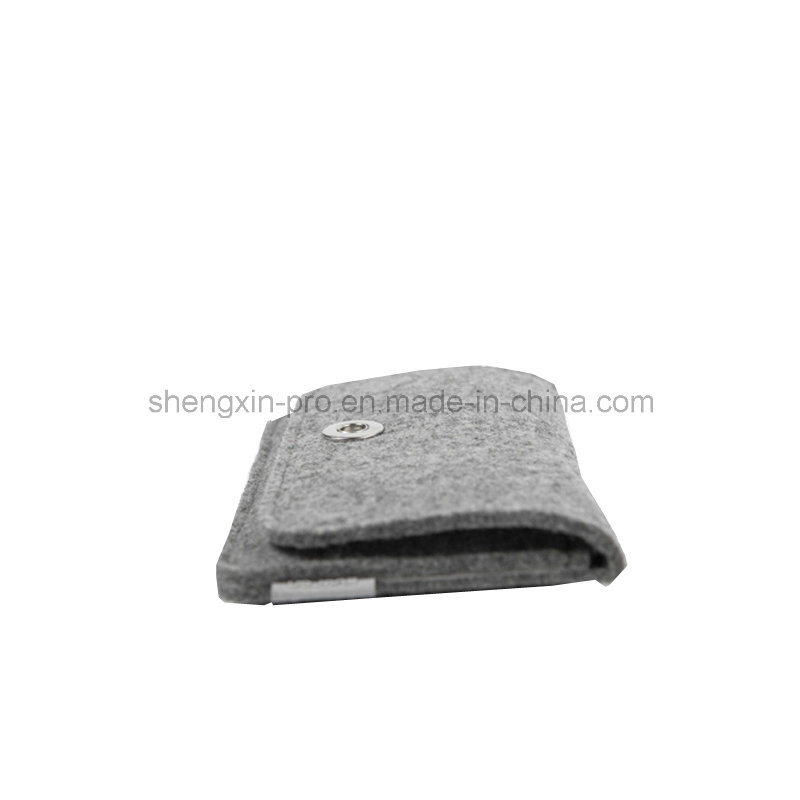 Mobile Phone Case Felt Pouch for iPhone