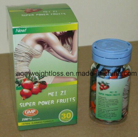 100% Original Meizi Super Power Fruits Slimming Capsule