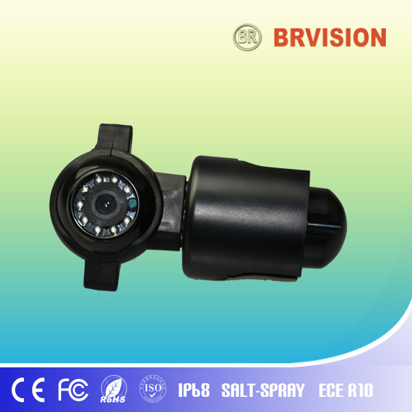 Wing Mirror Arm Camera for Vehicle