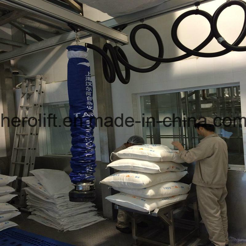 50kg Vacuum Lifter for Carton Box Handling, Stacking