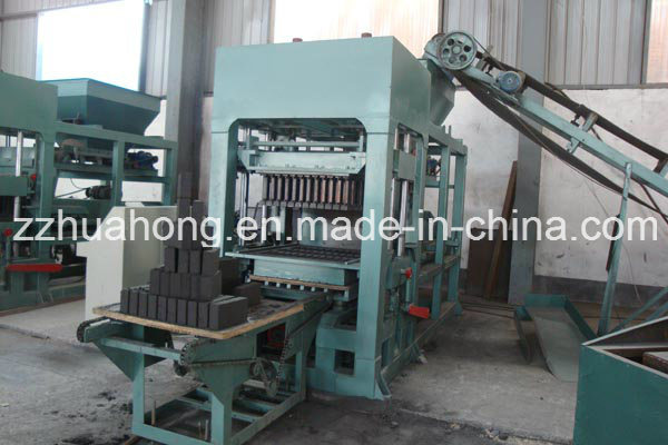Automatic Brick Making Machine, Concrete Hydraulic Brick Machinery Price