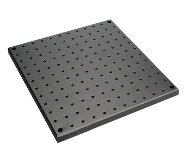 Aluminum Optical Breadboard with M6 Tapped Mounting Holes Mxt Series