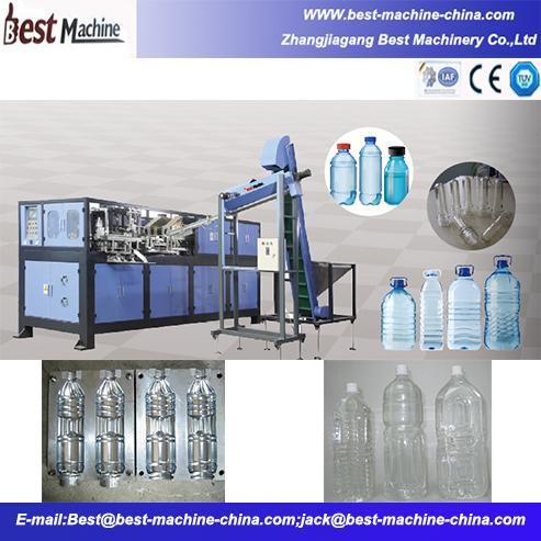 Full Automatic Bottle Blow Molding Machine