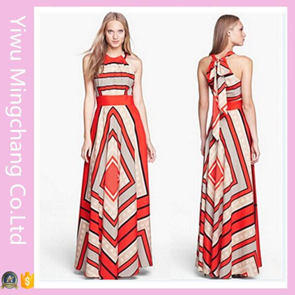 China 2016 Latest Trendy Women Chiffon Long Maxi Party Dress ...