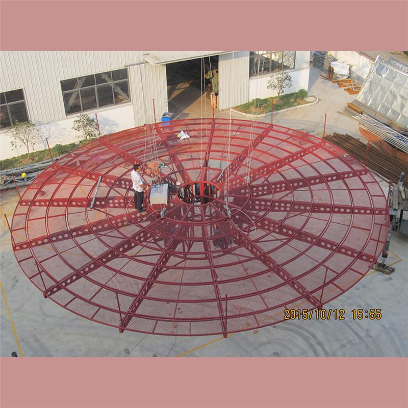 Round Suspended Platform
