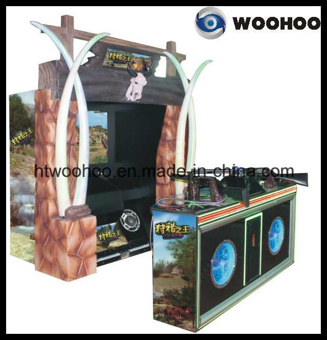 Indoor Equipment The Hunter Alliance (Two Players) Shooting Game Machine