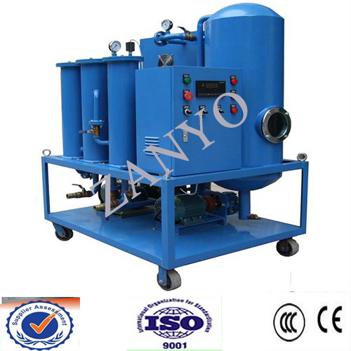 Plate-Press Oil Recycling Equipment Purifying Engin Oil, Lube Oil