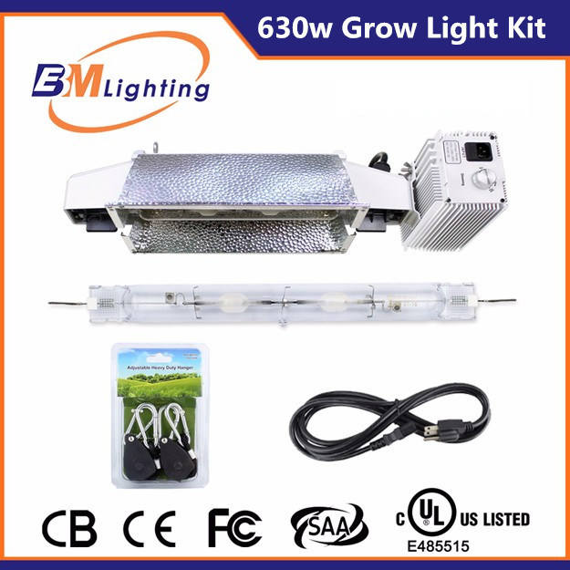630W De CMH Grow Light Kits with Reflector / CMH Grow Light Bulbs/ Digital Ballast