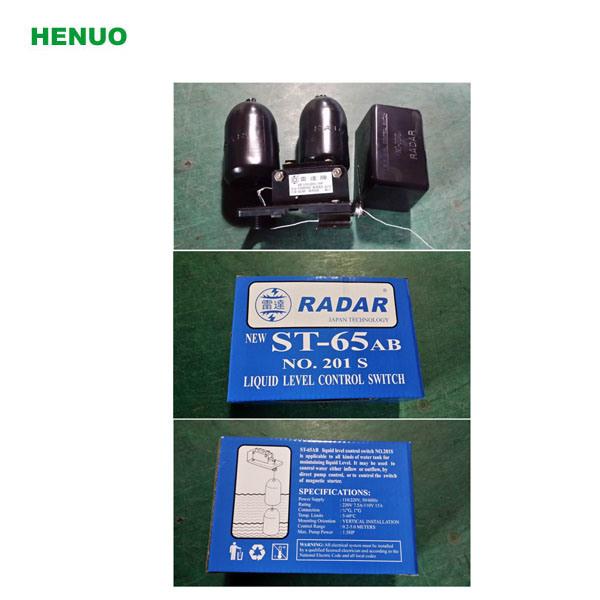 St-65ab, St-70ab, Ls-15 Radar Float Switch/Liquid Level Control Switch