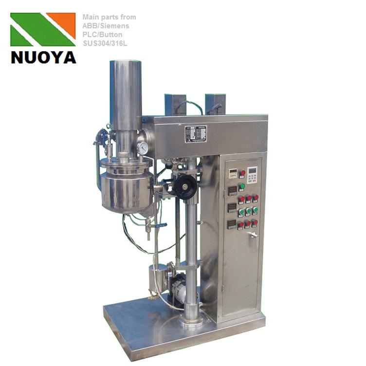 Zjr-5/10 Small Scale Homogenizer Machine