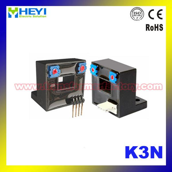 Serial Hall Current Sensor (K3N) Hall Effect Sensor Current Transducer
