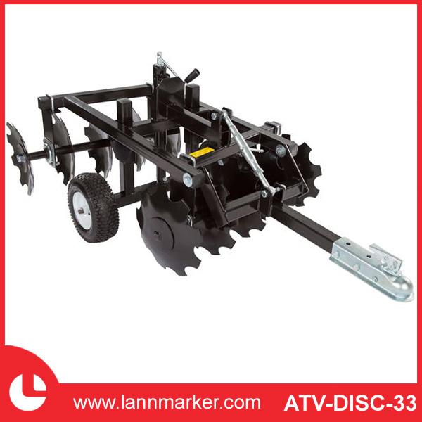 Tow-Behind ATV Disc Harrow