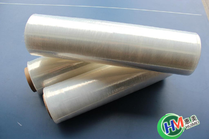 LLDPE Plastic Wrap Packaging