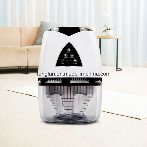 Seven Colors Lamp Air Purifier Aroma Oil with Ce