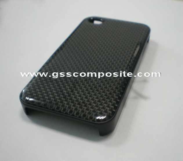 Mobile Phone Case for iPhone 5c, 5s, Carbon Fiber Cases/Cover